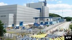 Kruemmel АЭСинин жанындагы атомдук энергия өндүрүүгө каршы акция, 2010-жылдын 26-июну.