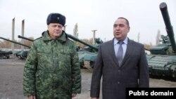 Колишнього начальника штабу батальйону «Заря» Сергія Козлова вважали «людиною Плотницького». Ймовірно, тепер це не так