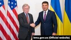 Гройсман: Київ і Вашингтон мають велике спільне майбутнє
