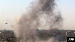 Даже в особо охраняемой «зеленой зоне» Багдада безопасность вам не гарантирована