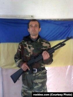 """Сергей Анисифоров в """"Самообороне Одессы"""""""