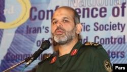 احمد وحیدی، وزیر دفاع ایران