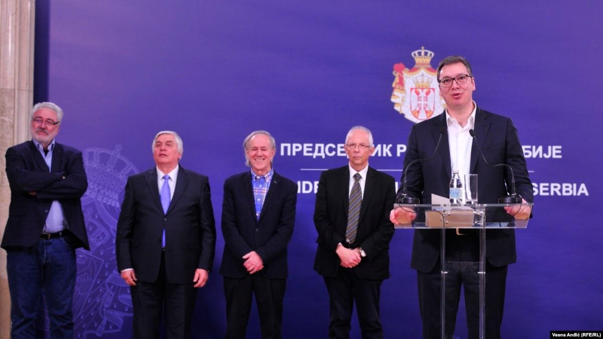 Это вам не шутки: сербский президент видит в коронавірусі еще одну причину налить рюмку