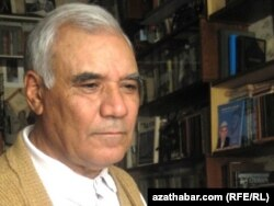 Aşgabatly žurnalist Aşyrguly Baýryýew