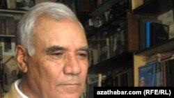 Aşgabatly şahyr hem žurnalist Aşyrguly Baýryýew
