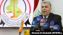 رئيس الهيئة الوطنية العليا للمساءلة والعدالة المُقال فلاح حسن شنشل