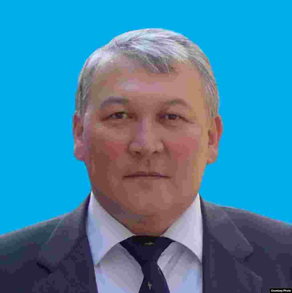 Жаксылык Доскалиев в бытность министром здравоохранения Казахстана.
