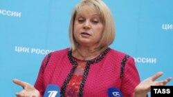 Глава Центральной избирательной комиссии России