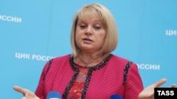 Орусиянын Борбордук шайлоо комиссиясынын төрайымы Элла Памфилова.