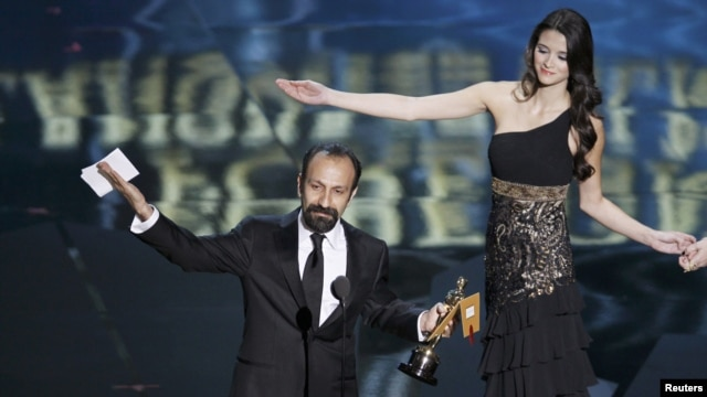 Iranian director Asghar Farhadi won the Oscar in 2011 for his film, 'A Separation.'