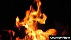 Uzbek site - Self-immolation generic