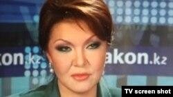 Парламент мәжілісінің депутаты Дариға Назарбаева.