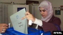 مشهد من انتخابات 2010