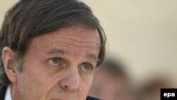 مايکل پازنر، دستيار وزير خارجۀ آمريکا در امور دمکراسی و حقوق بشر