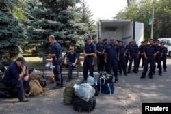 Международные эксперты покидают Украину