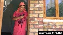 Лутсия Эралиева, предприниматель из села Сары-Сыя Джалал-Абадской области Кыргызстана.