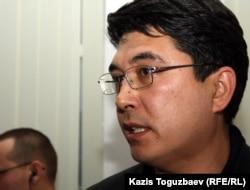 Алтай Абибуллаев, Қазақстан сыртқы істер министрлігінің ресми өкілі. Ақтау, 20 желтоқсан 2011 жыл