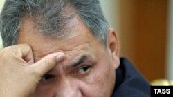 Ռուսաստանի արտակարգ իրավիճակների նախարար Սերգեյ Շոյգու