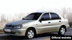 Автомобиль ZAZ Chance («Шанс»). Фото с сайта Allurauto.kz.