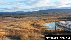 Тайганское водохранилище