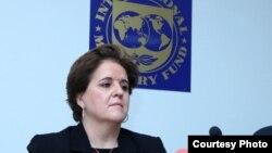 Глава представительства МВФ в Армении Тереза Дабан Санчес (архив)