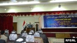 المالكي يخطب في مؤتمر عشائري