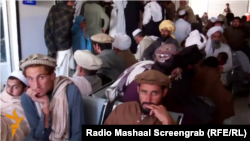 Bannu, Pakistan--Hundreds of villagers from remote parts of Pakistan came seeking medical treatment in February and March from free clinics supported by Radio Mashaal.
