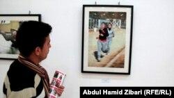 في معرض اربيل للصور الفوتوغرافية