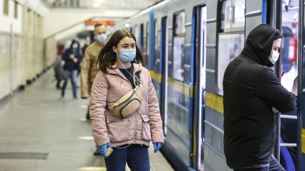 Kyiv To Close Schools, Kindergartens, Restrict Transport Amid Sharp Rise In Infections, Deaths