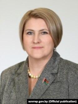Марына Ільіна