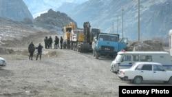 Қирғиз-тожик чегарасидаги жанжалга қурилаётган мазкур йўл сабаб бўлди.