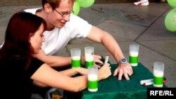 طومار سبز در پراگ