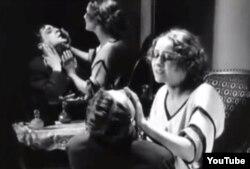 """""""Aelita - Marsyň şa zenany"""" filminden bir bölek."""
