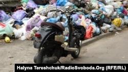Сміття у Львові, 13 червня 2017 року