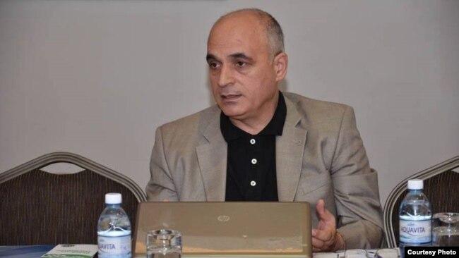Vahid Məhərəmov, arxiv foto