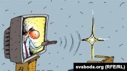 Belarus -- sad pictures 22.10.2012 TV