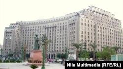مجمّع التحرير بالقاهرة
