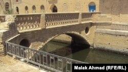 جانب من مدينة البصرة