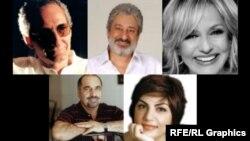 با حضور آندرانیک، گوگوش، منصور تهرانی، ابی و ملودی صفوی