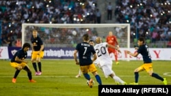 Arxivdən: Qarabağ - Zalsburq (2014)