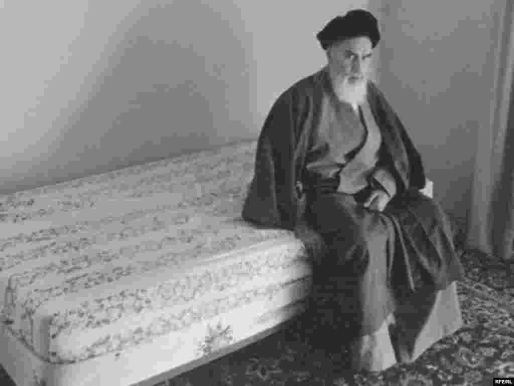 Іранська революція очима фотожурналіста #4
