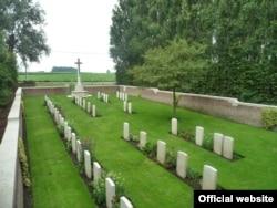 Військовий цвинтар, Бельгія