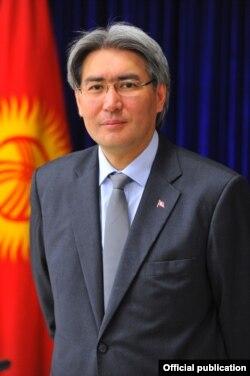 Алтынбек Муралиев.
