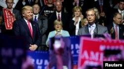 Donald Trump Mississippi-də. 24 Avqust, 2016.