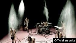 Немецкая группа Rammstein
