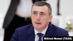 Губернатор Сахалинской области Валерий Лимаренко
