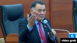 Камчыбек Жолдошбаев.