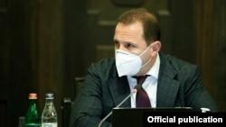 Министр обороны Армении Давид Тоноян, 13 июля 2020 г.