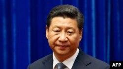 Қытай президенті Си Цзиньпин.
