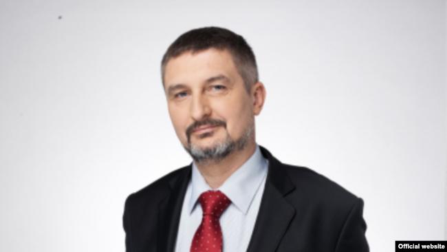 Амбасадар Польшчы ў Беларусі Артур Міхальскі (архіўнае фота)